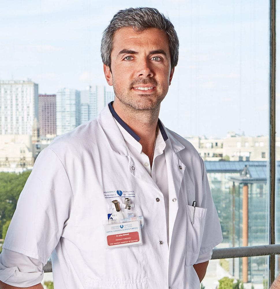 Dr Julien SERANE